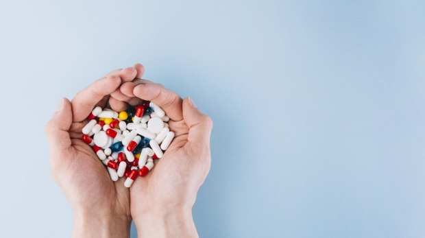 various-pills-hand