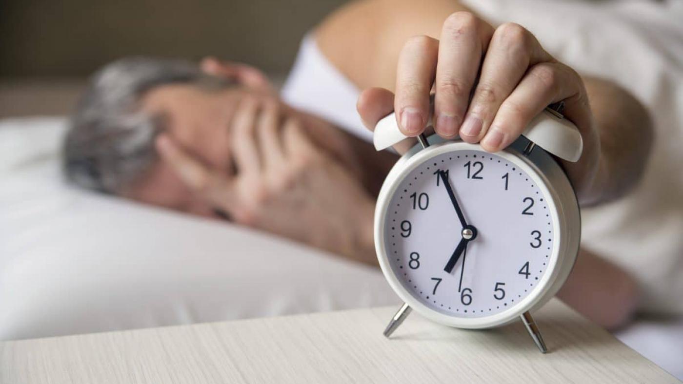 chronic sleep deprivation