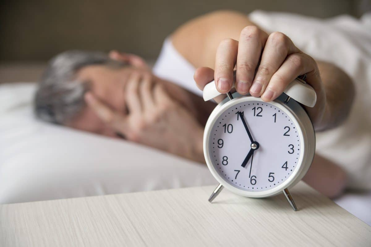 Industry Related – chronic sleep deprivation